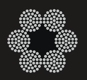 6x37fc سیم بکسل