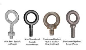 قلاب دینام EyeBolt and EyeNute