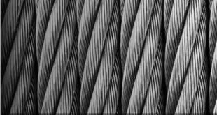 galvanised-wire-rope سیم بکسل گالوانیزه